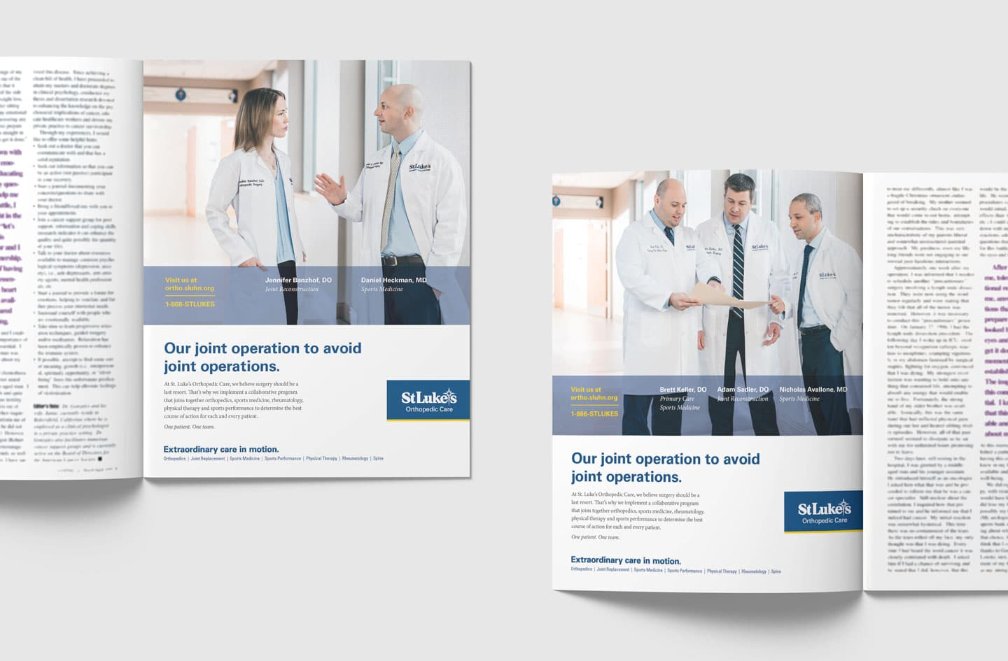Healthcare Case Study: St  Luke's University Health Network | SWBR
